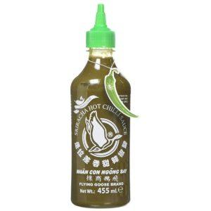 Sriracha Green Sauce 455ml